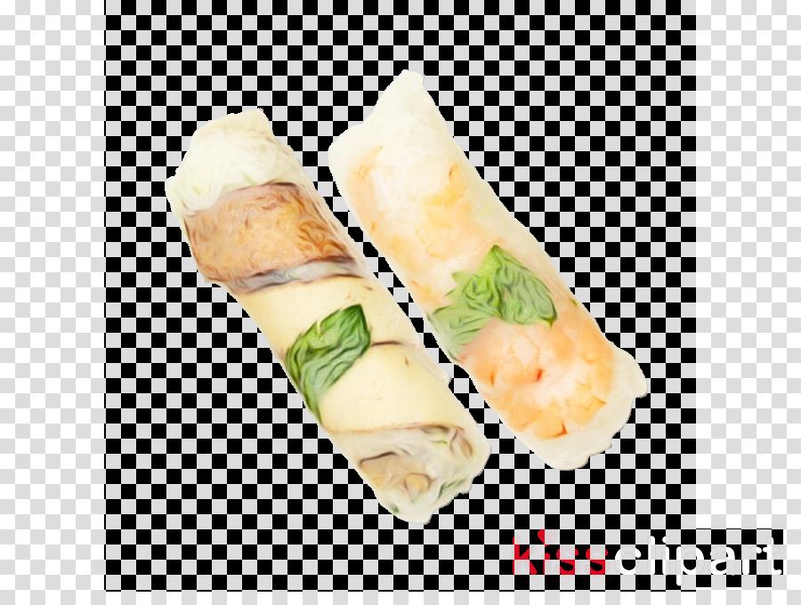 food dish cuisine spring roll prawn roll