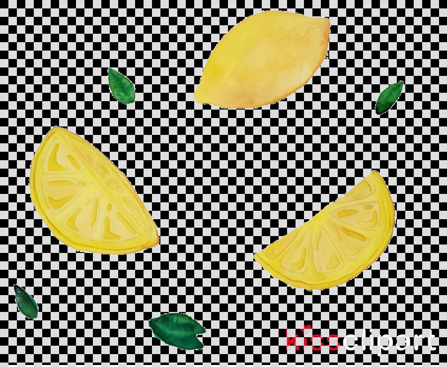 yellow lemon citrus lime fruit