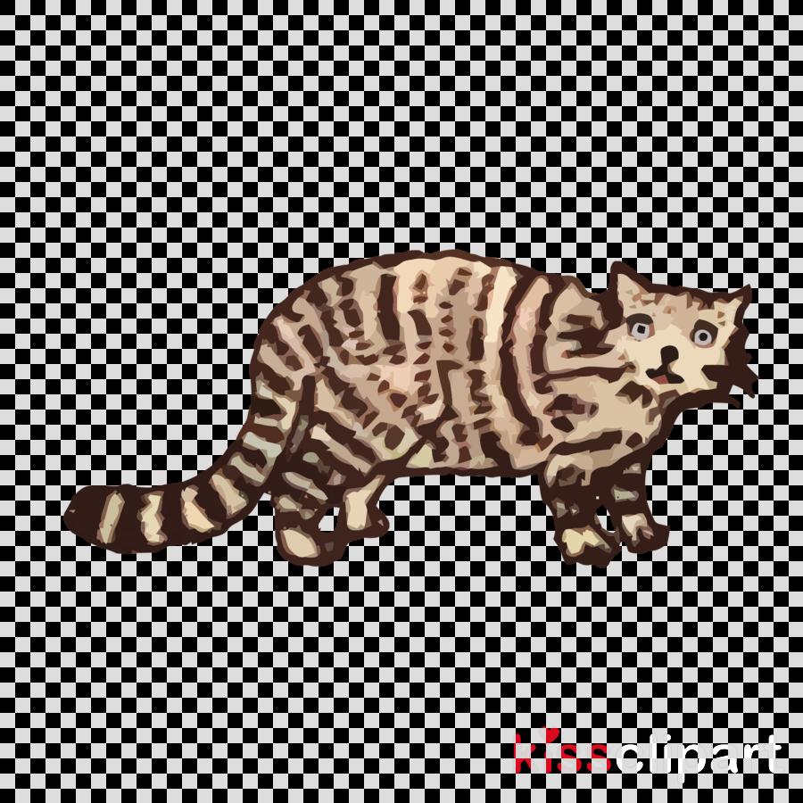 animal figure cat terrestrial animal tail wildlife