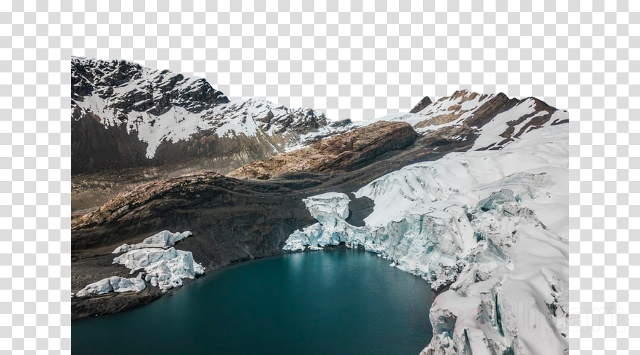 glacial lake natural landscape water resources mountain lake