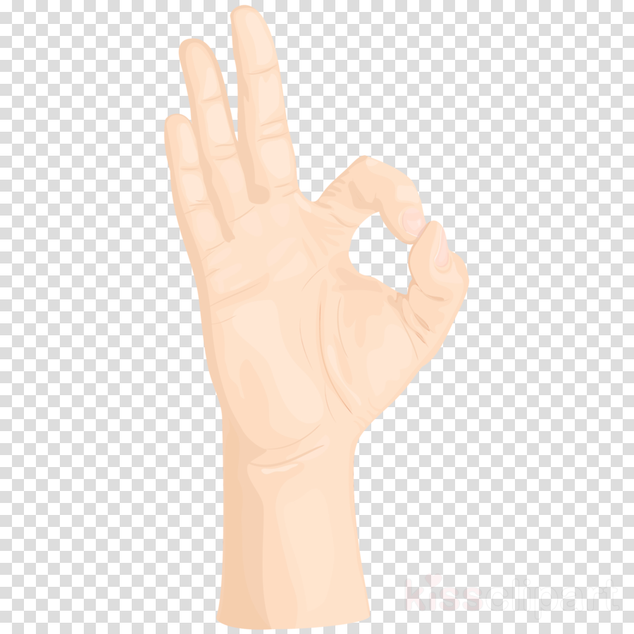 hand glove finger wrist gesture