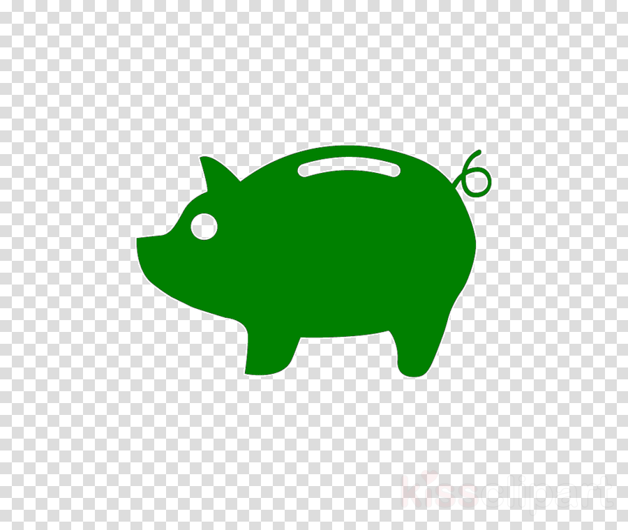 green domestic pig snout clip art suidae