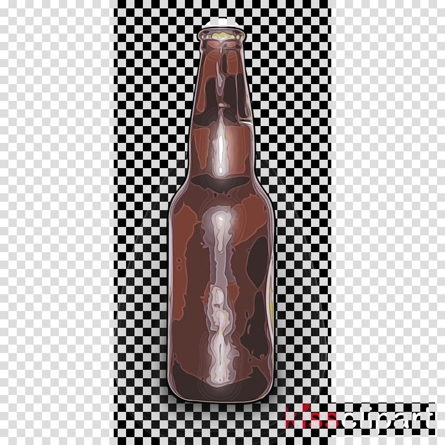 bottle brown beer bottle glass bottle