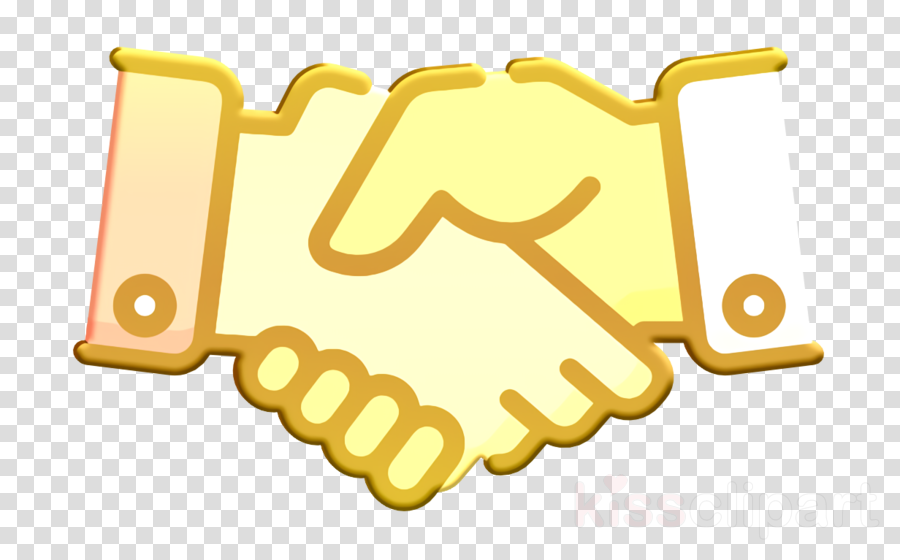 Agreement icon Handshake icon Teamwork icon