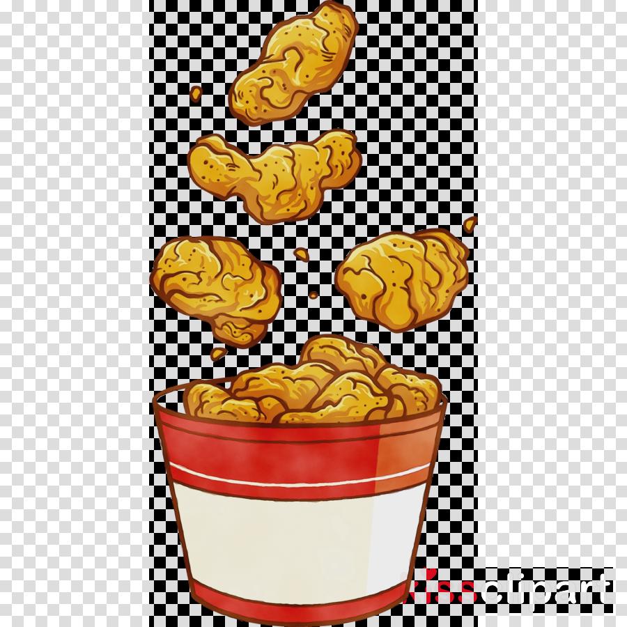 Junk Food Clipart Burger Fry - Fast Food Vector Png, Transparent Png -  kindpng