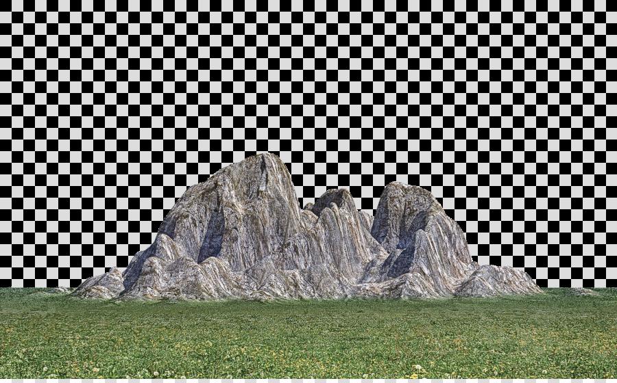 rock natural landscape mountainous landforms outcrop formation