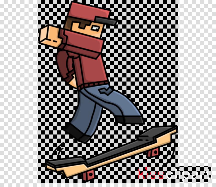 clip art cartoon skateboard skateboarding recreation