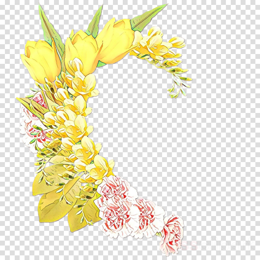flower cut flowers yellow plant bouquet