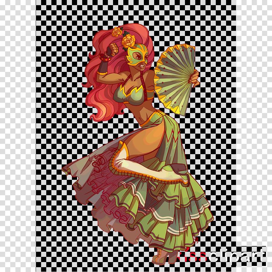 costume design fashion illustration dance flamenco performing arts