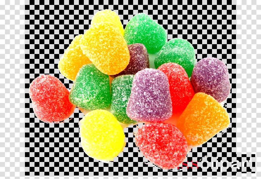 gumdrop food pastille gummi candy sweetness