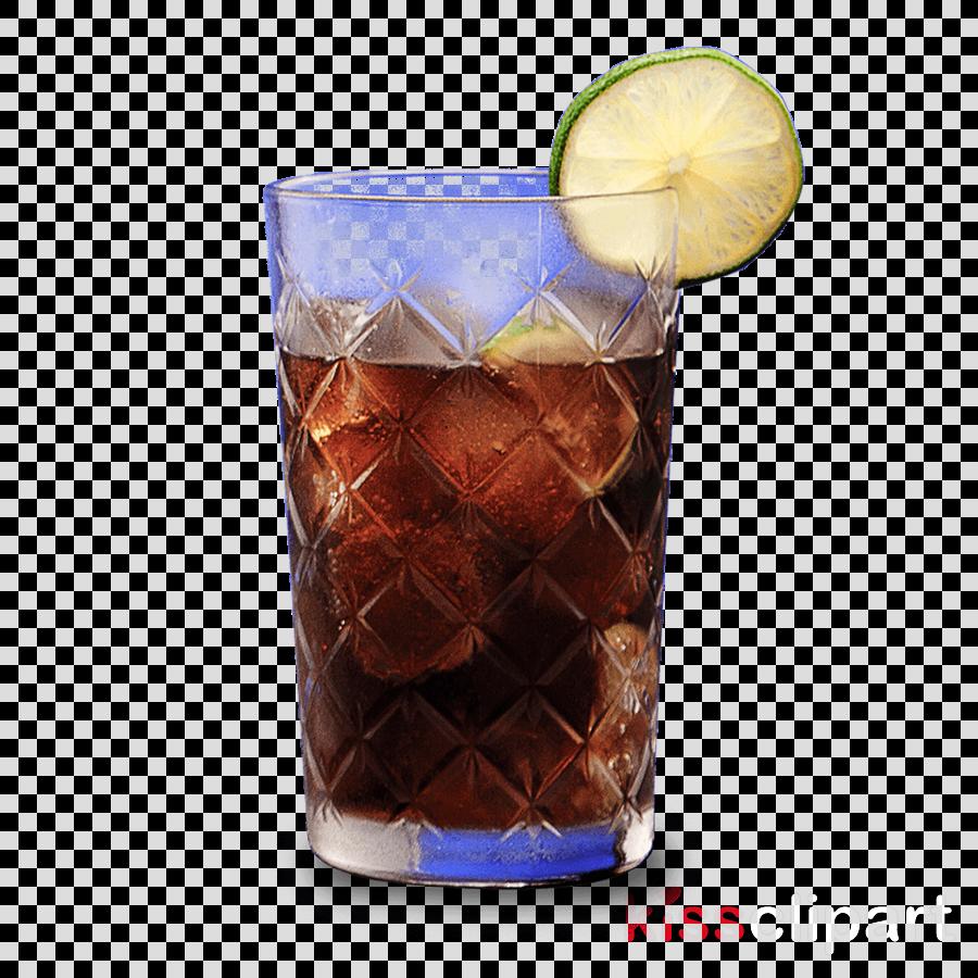 cuba libre drink highball glass black russian long island iced tea
