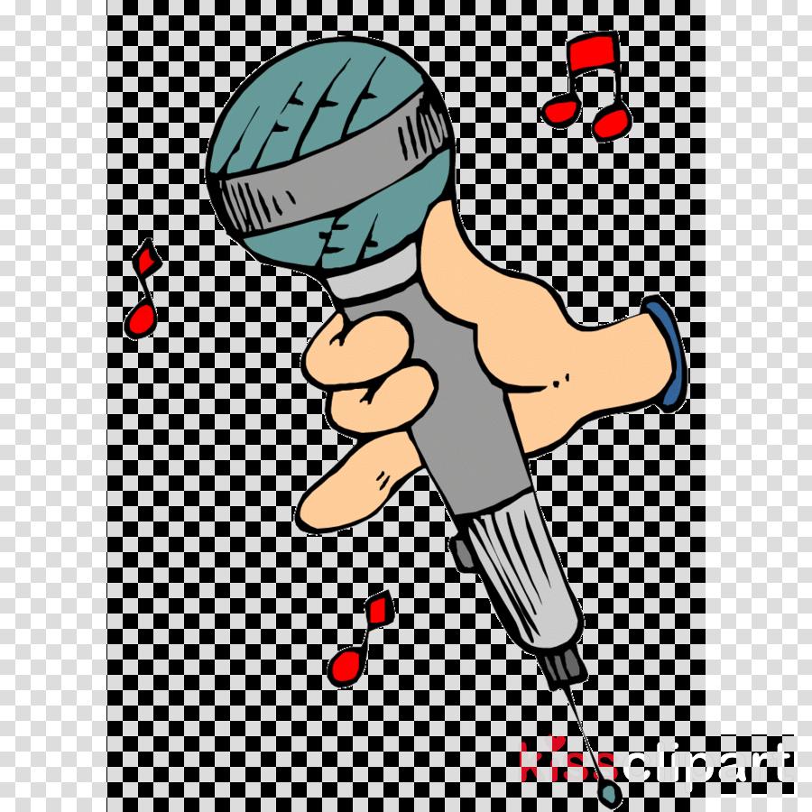 cartoon clip art finger line playing sports