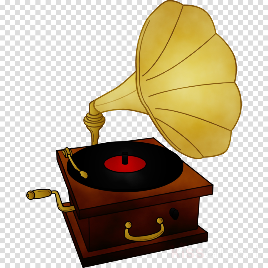 gramophone record clip art