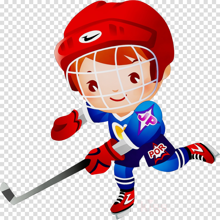 cartoon ice hockey equipment sports fan accessory football fan accessory clip art