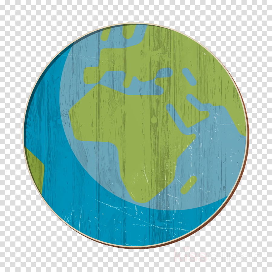 Animals and nature icon Earth globe icon World icon