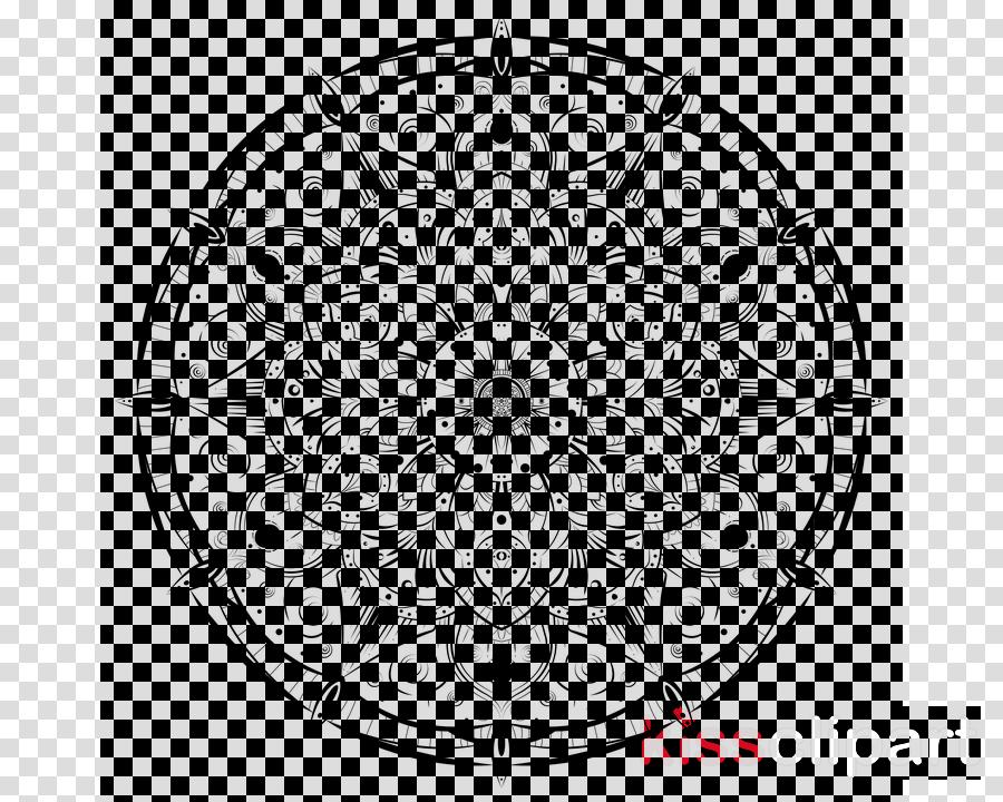 line art ornament pattern coloring book circle