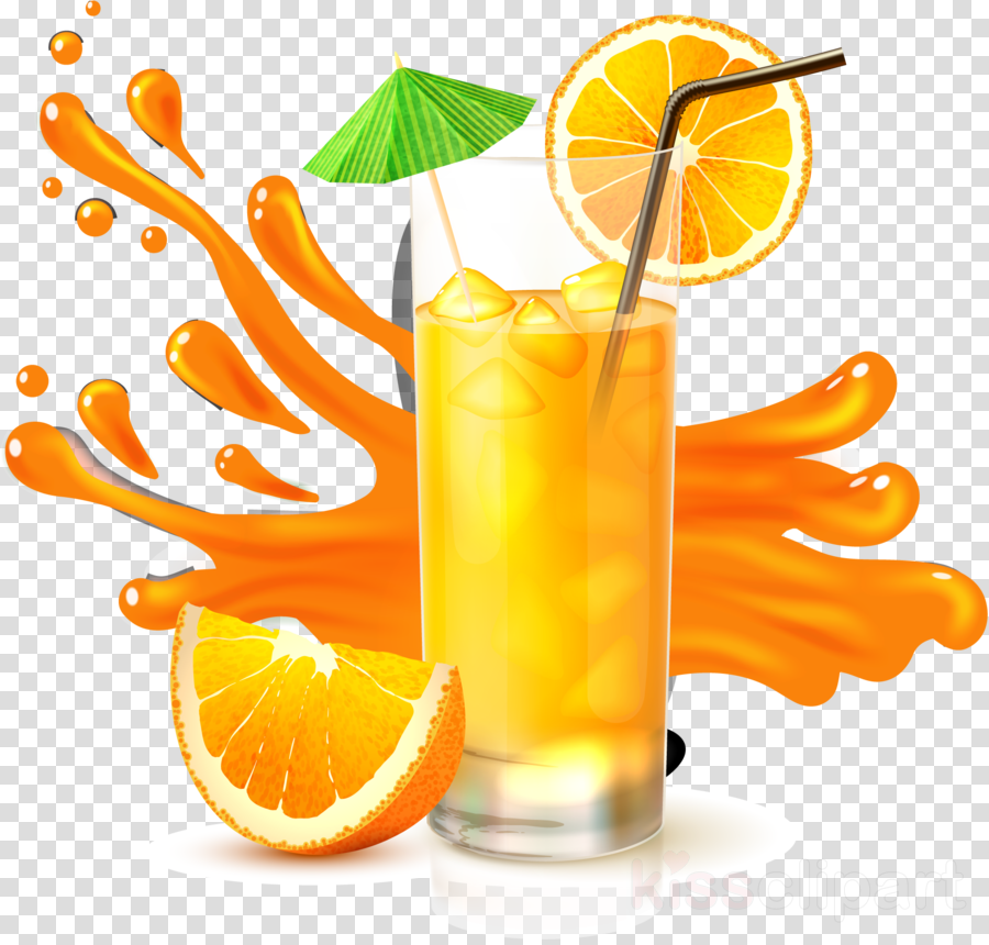 orange drink juice drink cocktail garnish rum swizzle