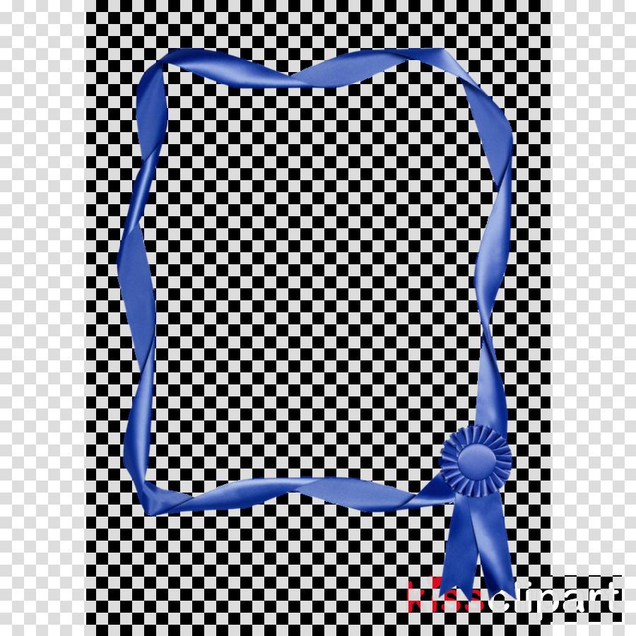 cobalt blue blue electric blue ribbon