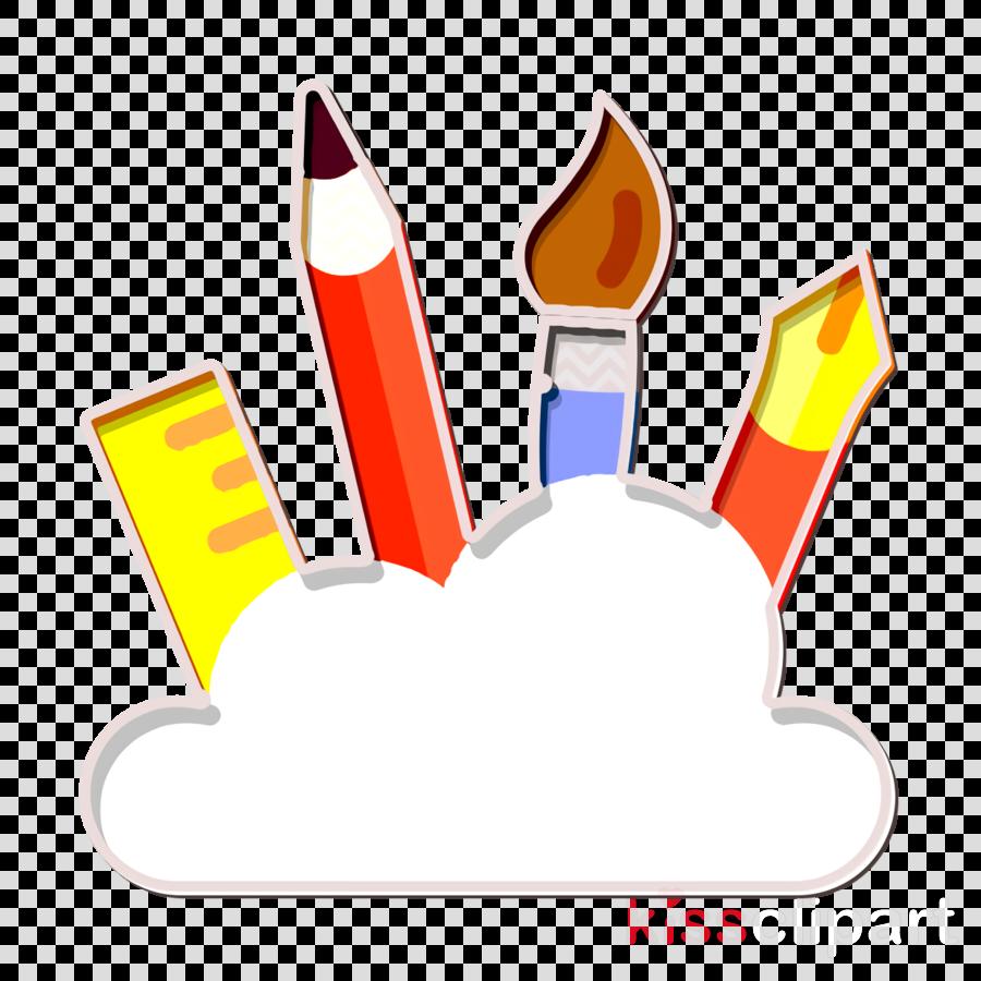 Creativity icon Idea icon Graphic design icon