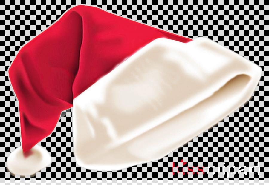 white red beanie cap headgear