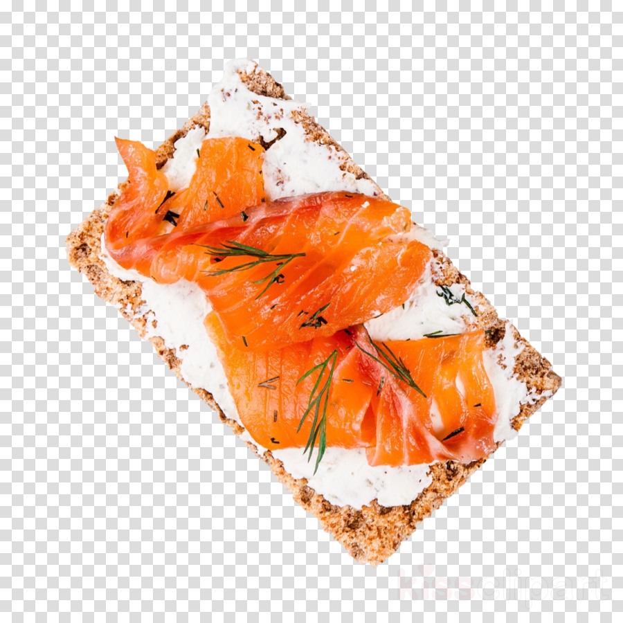 smoked salmon food dish cuisine salmon clipart - Smoked Salmon ...