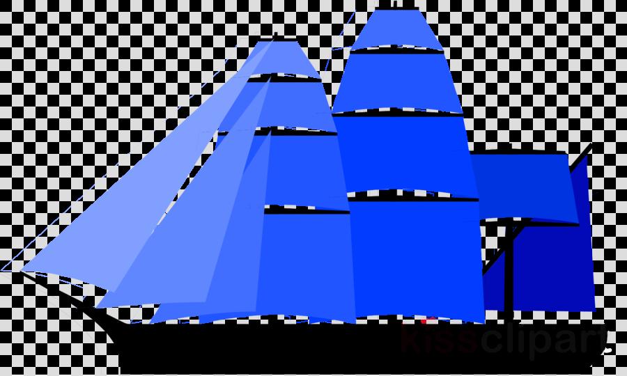 blue electric blue sail vehicle naval architecture