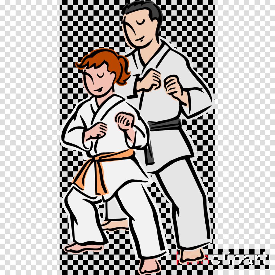 martial arts uniform karate shidokan finger line art