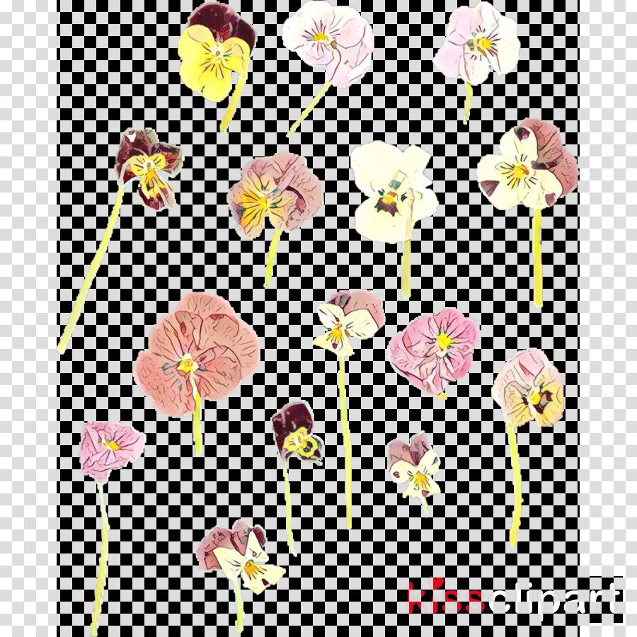 pink flower cut flowers plant pedicel