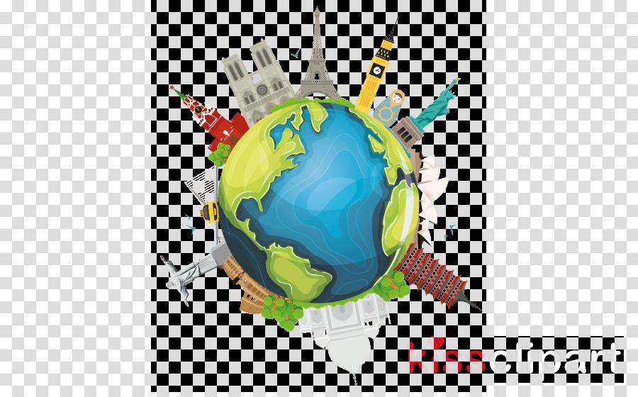 world earth globe planet logo