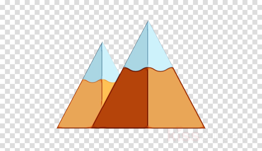 pyramid triangle cone monument triangle
