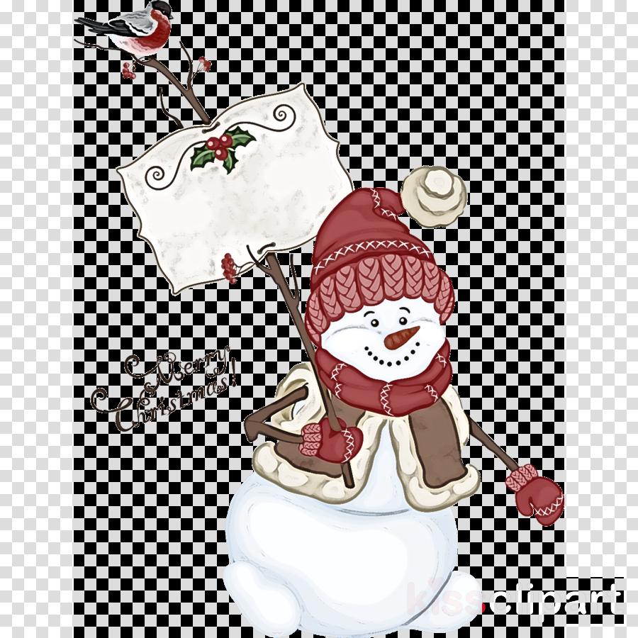 cartoon holiday ornament