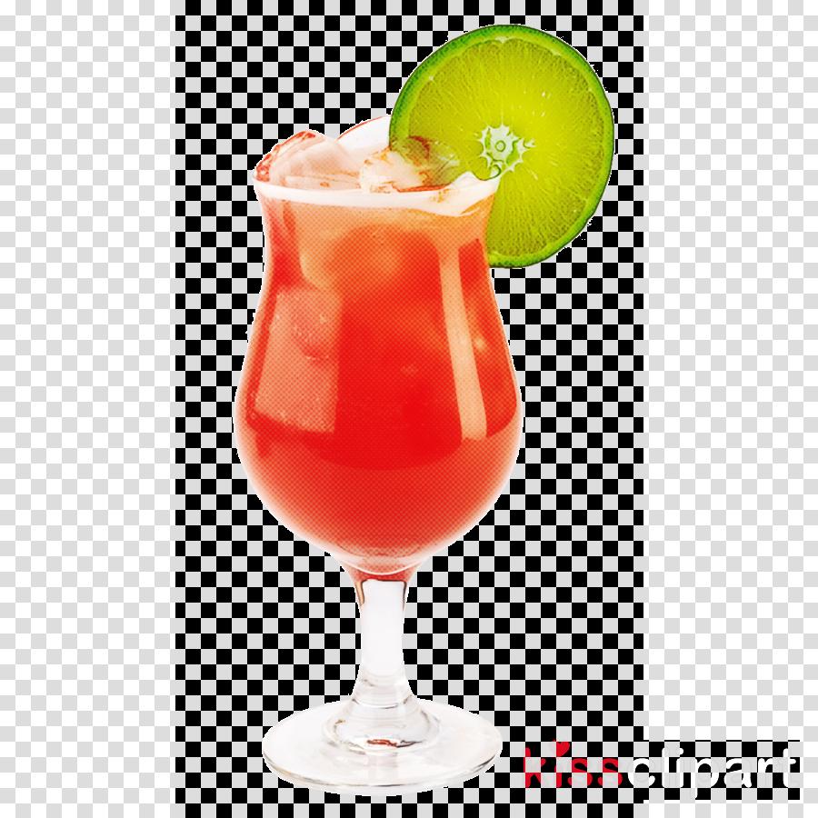 drink juice cocktail garnish hurricane bay breeze