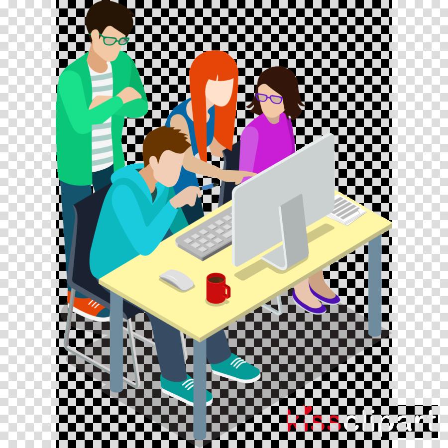 job table furniture conversation employment