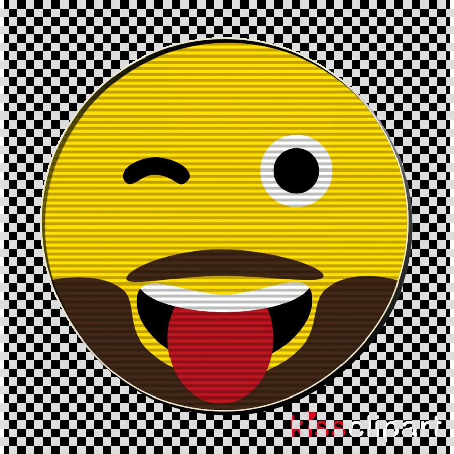 beard icon emoji icon eyes icon