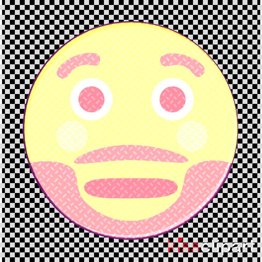 amazed icon beard icon emoji icon