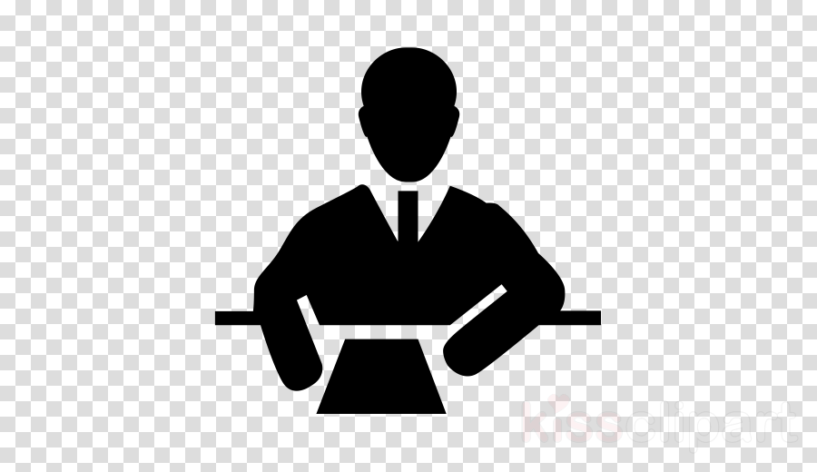 silhouette sitting standing black-and-white logo