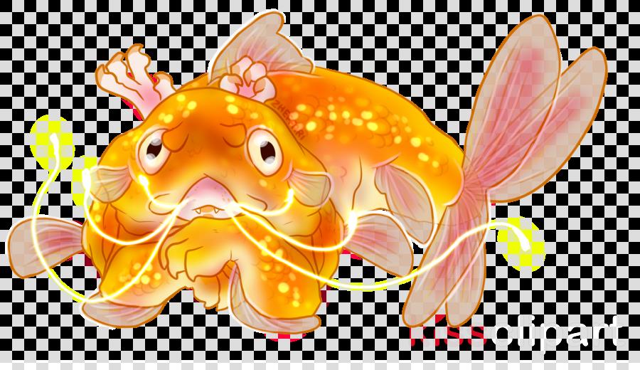 fish fish goldfish animal figure fawn