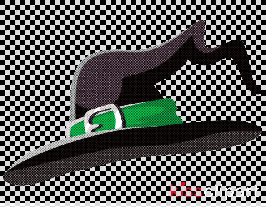 green hat cap headgear footwear