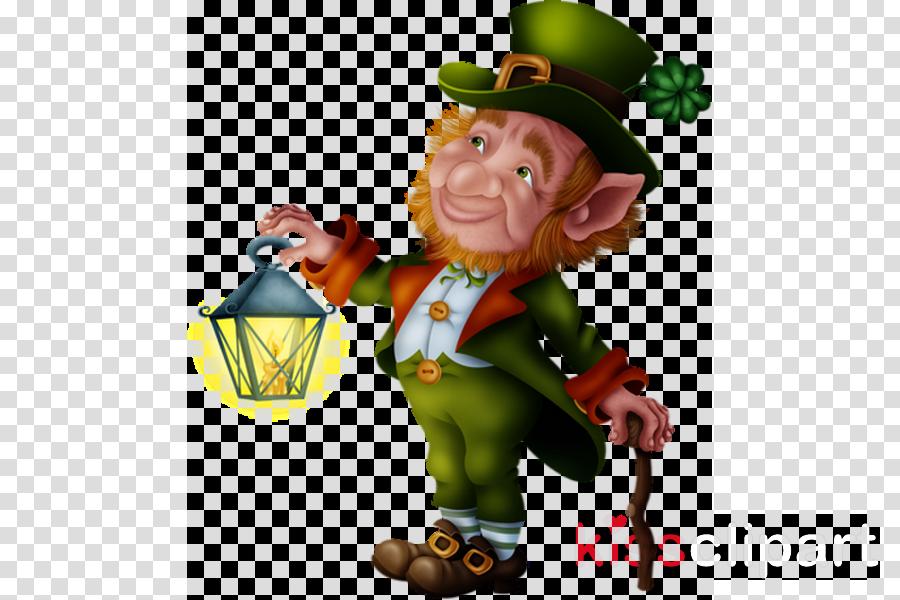 Saint Patrick S Day Clipart Cartoon Leprechaun Saint Patricks