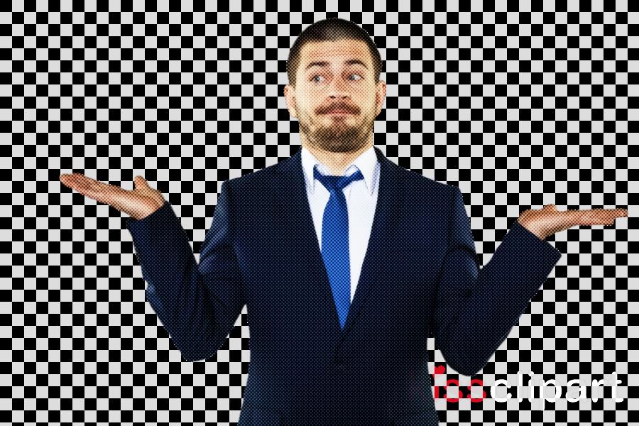gesture arm white-collar worker finger suit