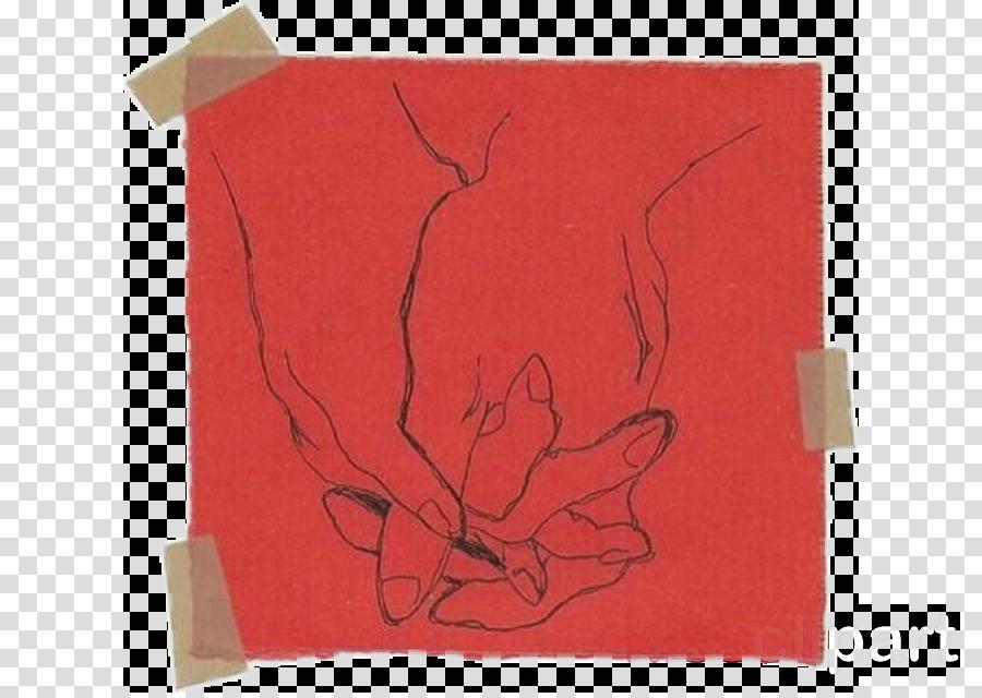 red pink leaf tree textile