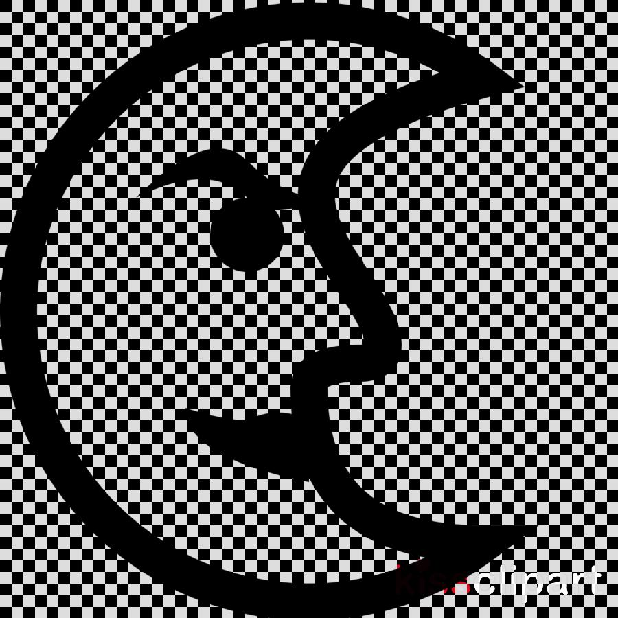 symbol line font black-and-white logo