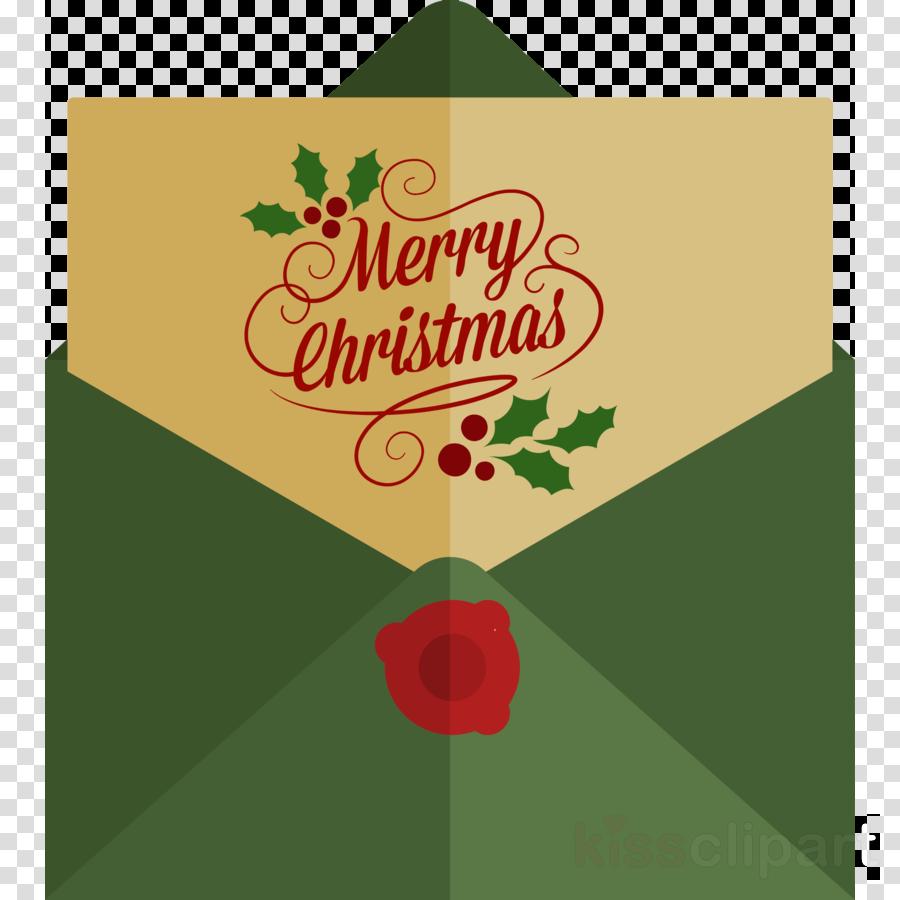 Merry Christmas Clip Art.Merry Christmas Xmas Clipart Green Logo Holly