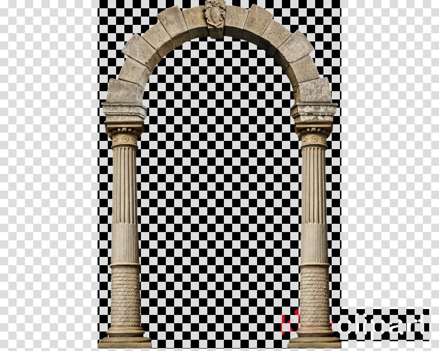 arch architecture column mirror classical architecture