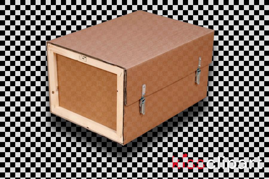 box tan wood beige furniture