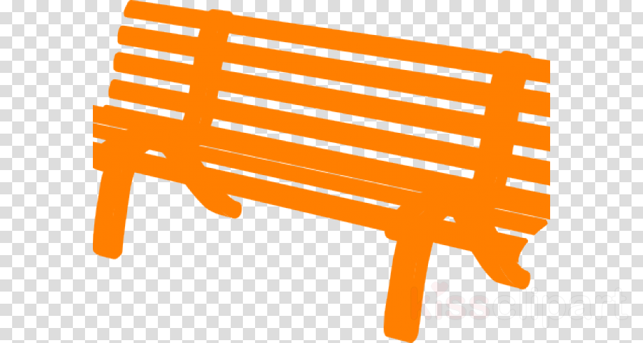 line outdoor bench