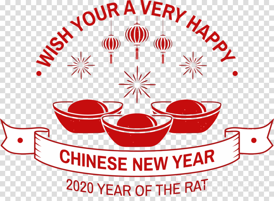 Happy New Year Clipart 2020 59