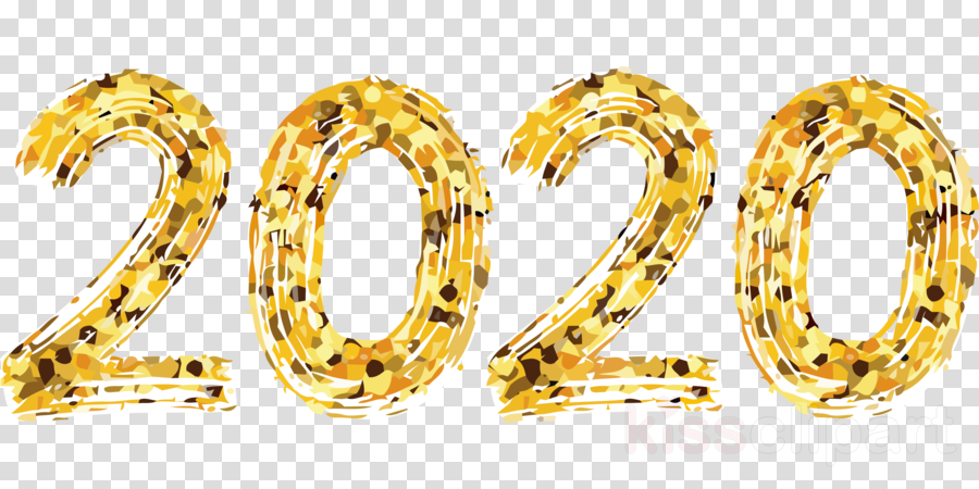 Happy New Year Clipart 2020 54