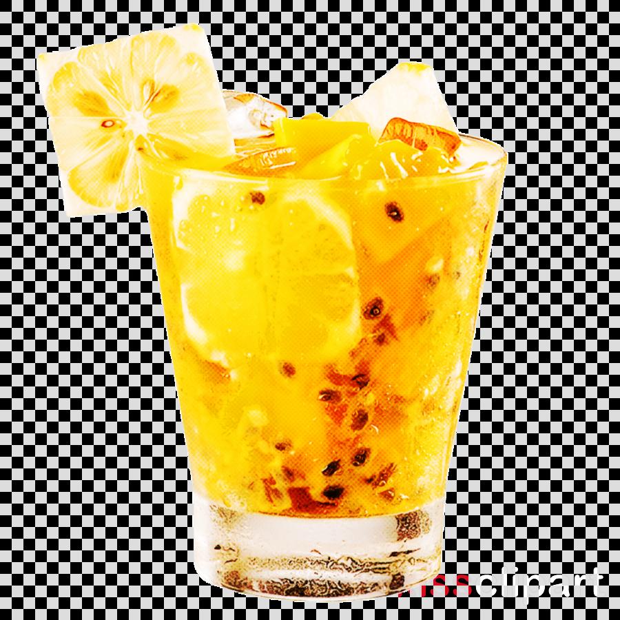 drink cocktail garnish rum swizzle non-alcoholic beverage orange drink