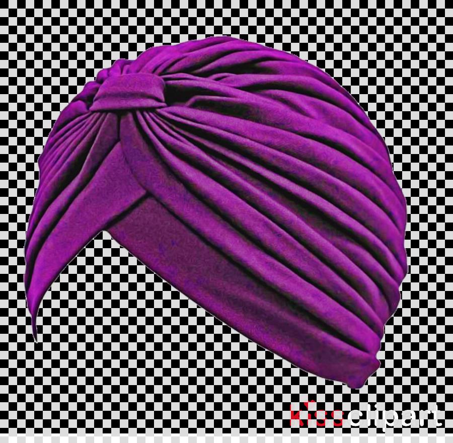 beanie violet clothing turban purple